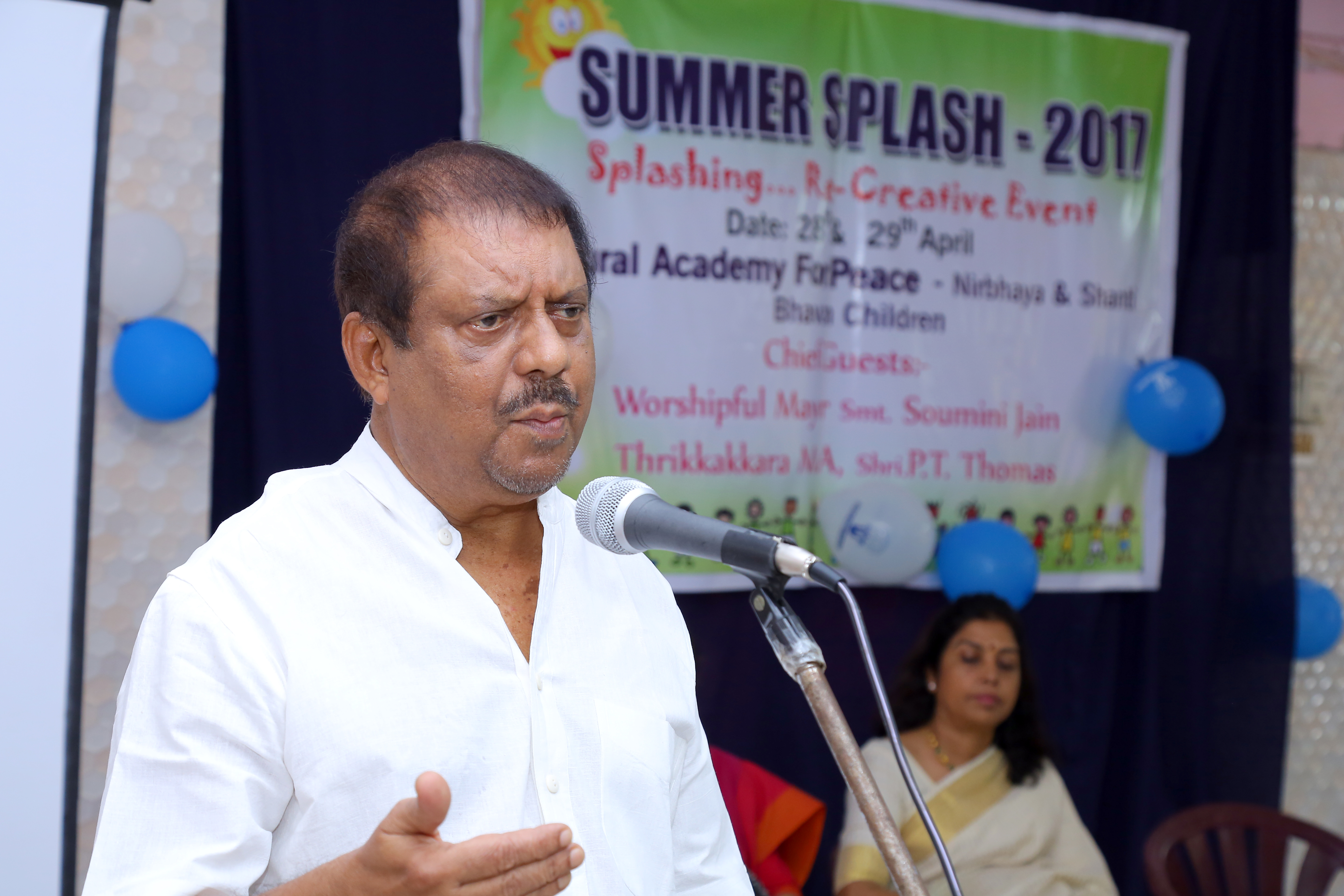 Summer Splash (10th May, 2018)